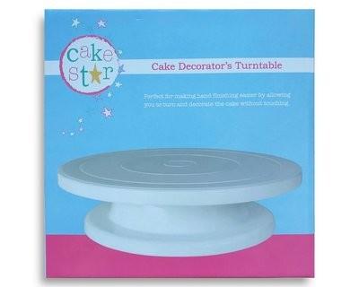 Cake Star Tools -Turntable -Περιστρεφόμενη Βάση