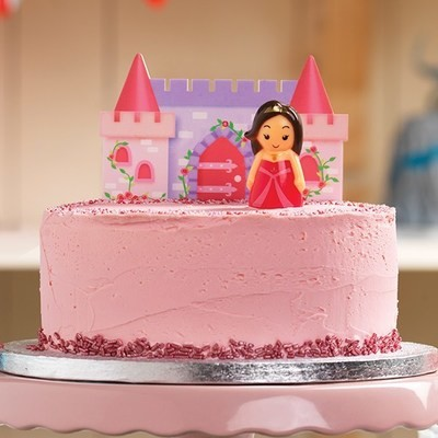 SALE!!! Baked with Love Topper -PRINCESS CASTLE -τόπερ Κάστρο
