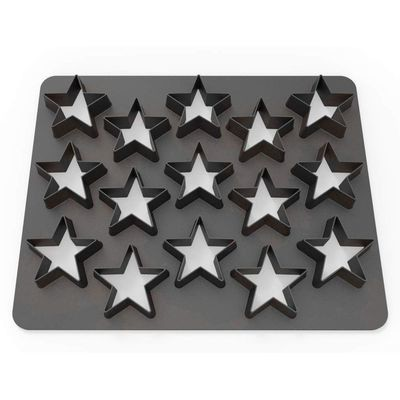 Dekofee Polycutter -STARS