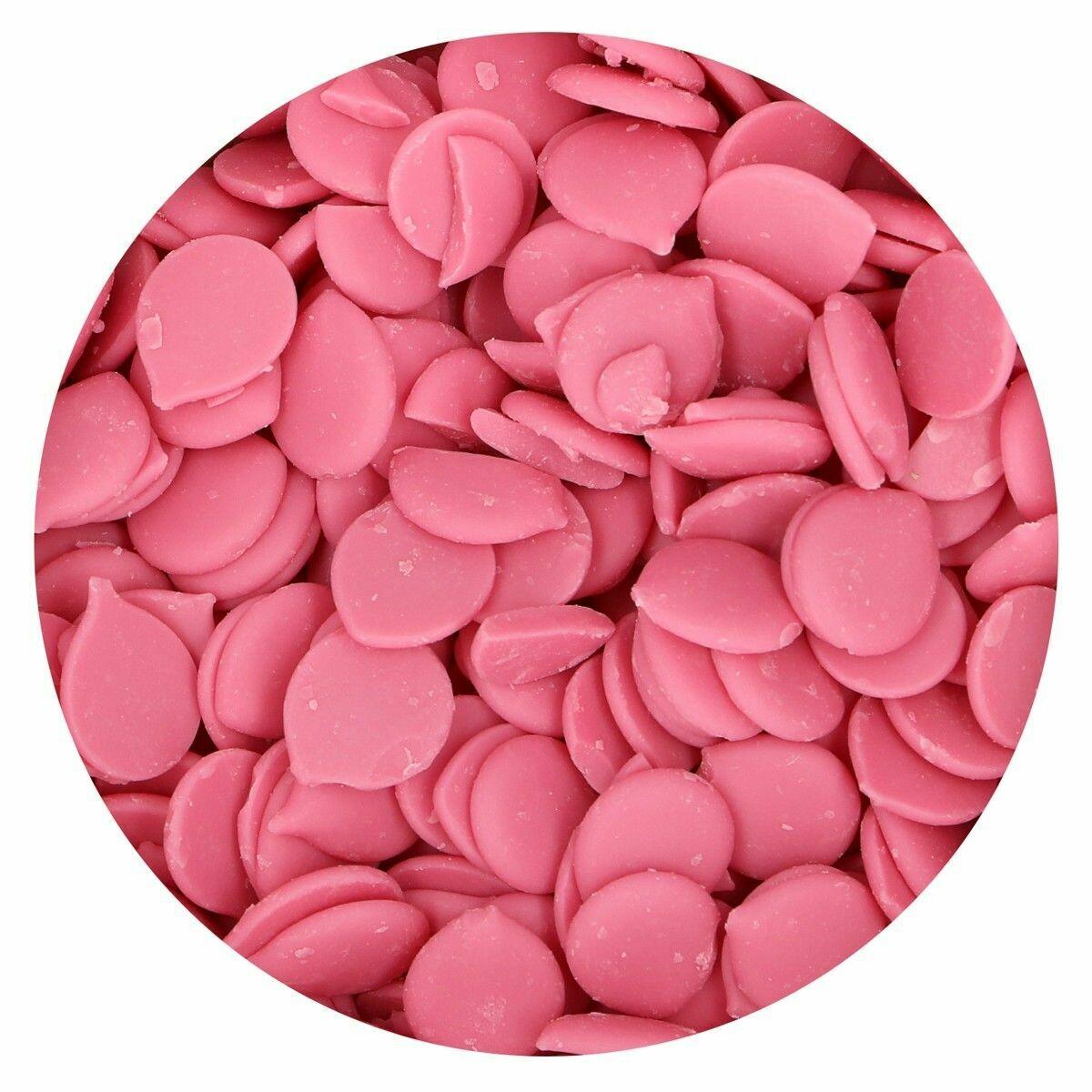 FunCakes Deco Melts -PINK -Ροζ 250γρ