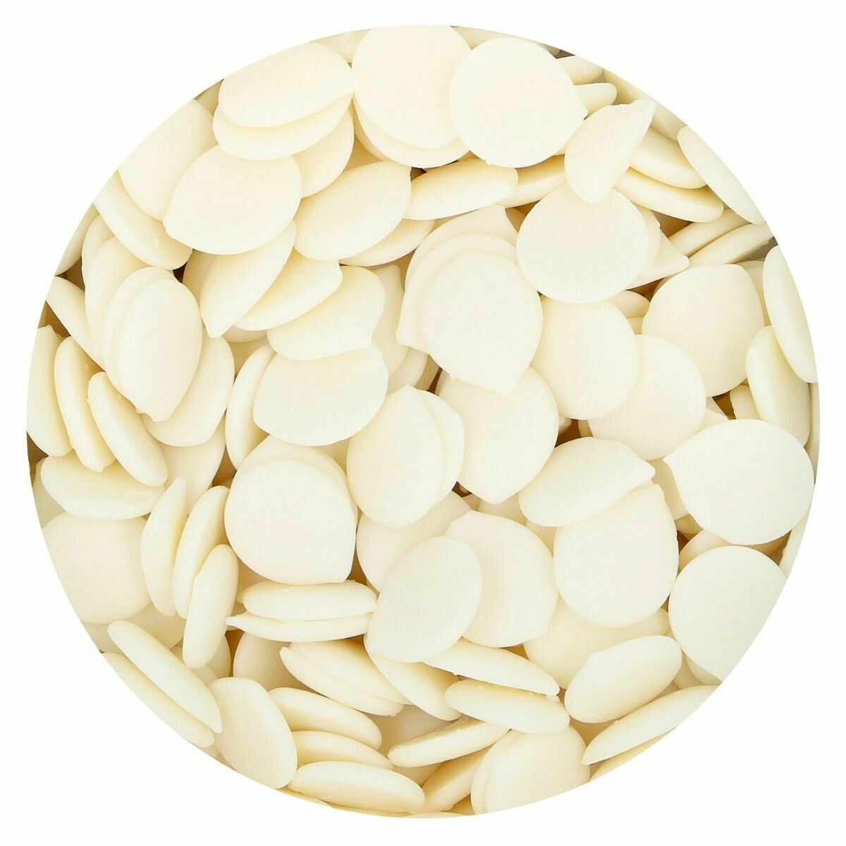 FunCakes Deco Melts -EXTREME WHITE -Άσπρο 250γρ