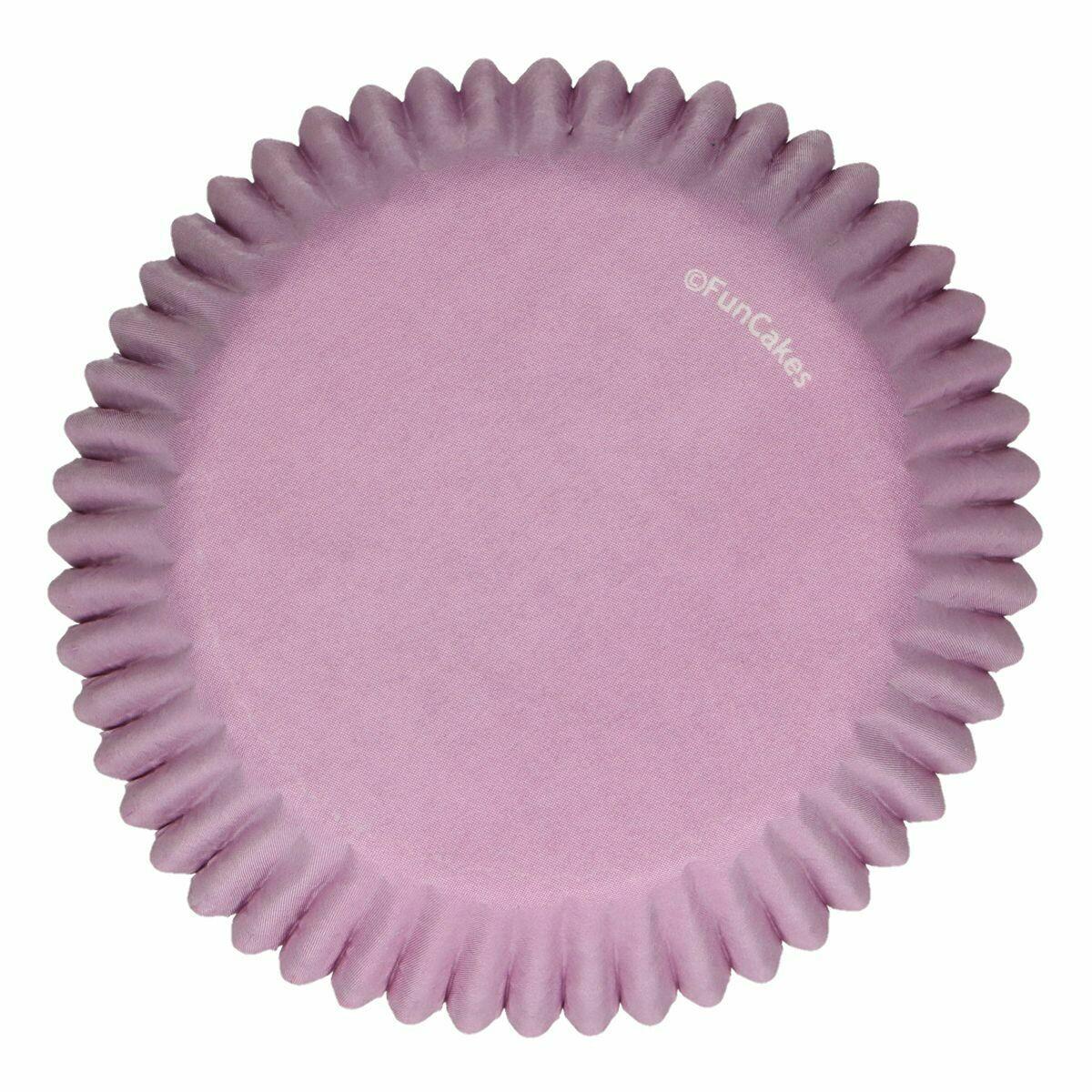 FunCakes Cupcake Cases -LILAC -Θήκες Ψησίματος 48 τεμ