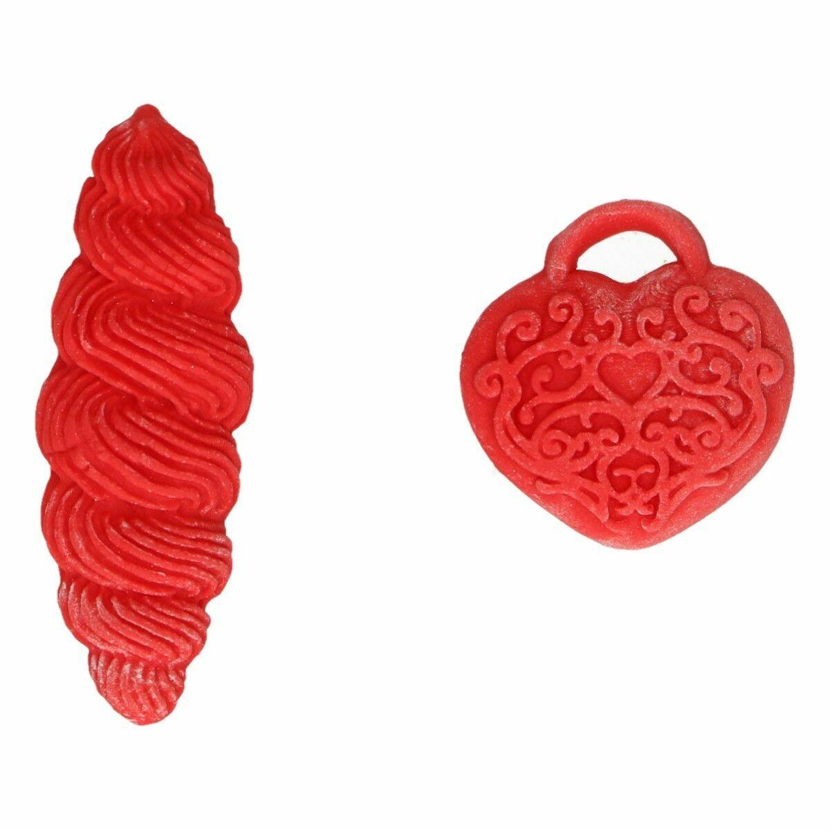 FunCakes FunColours GEL -RED -Χρώμα Πάστας -Κόκκκινο 30γρ