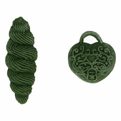 FunCakes FunColours GEL -HOLLY GREEN -Χρώμα Πάστας -Πράσινο Γκι 30γρ