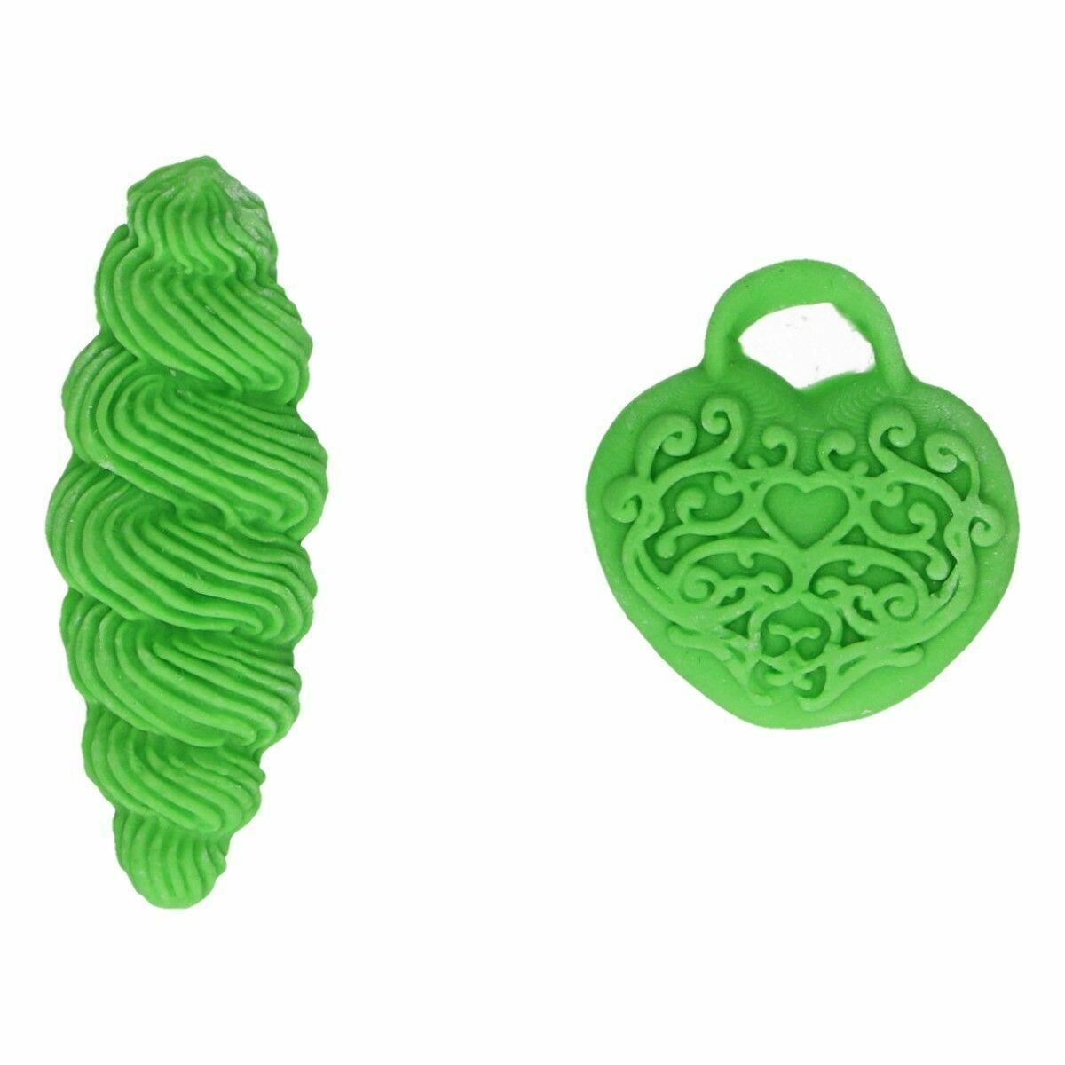FunCakes FunColours GEL -BRIGHT GREEN -Χρώμα Πάστας -Λαμπερό πράσινο 30γρ