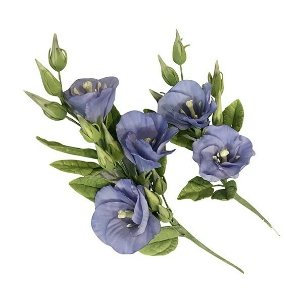 FMM Flower Cutters -LISIANTHUS 3 τεμ
