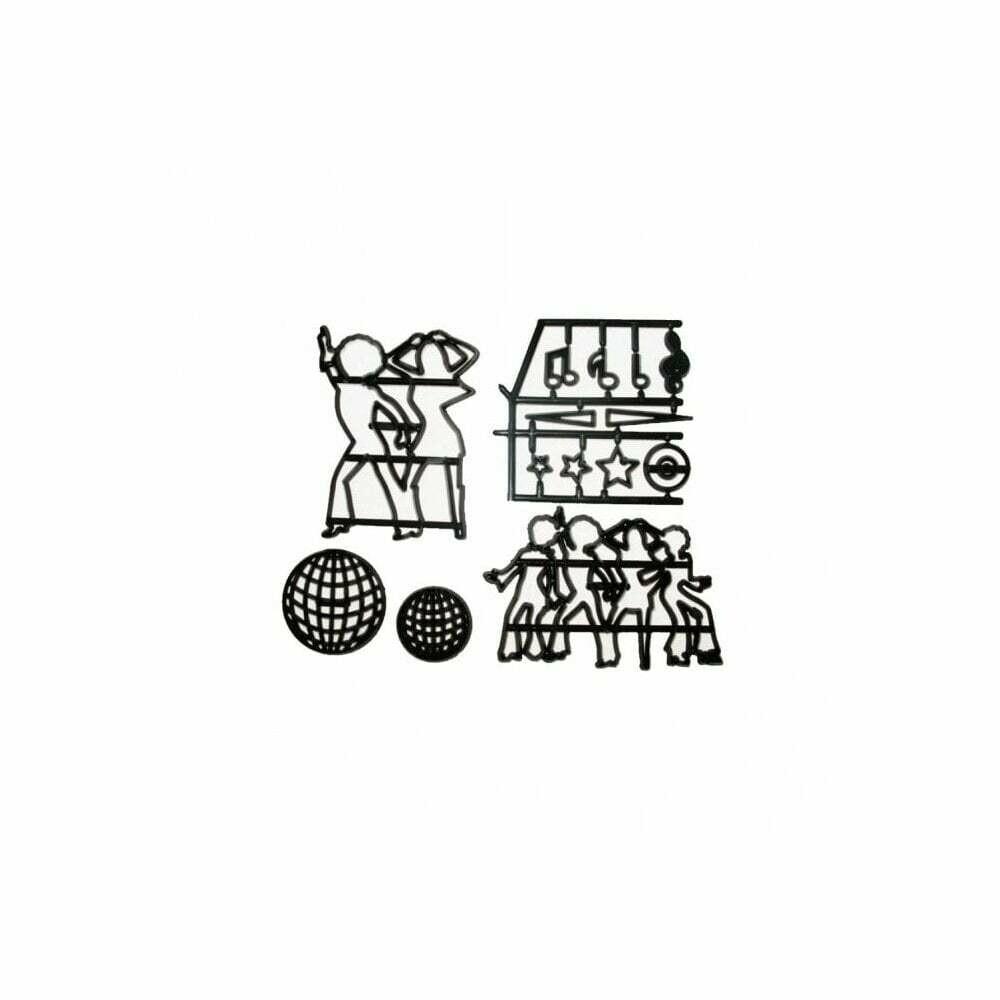 Patchwork Cutters -DISCO DANCERS -Κουπάτ