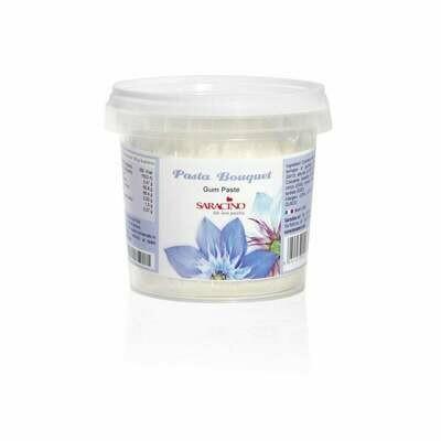 SALE!!! Saracino Flower Bouquet Paste 250γρ -White -Πάστα Λουλουδιών -Λευκο-ΑΝΑΛΩΣΗ ΚΑΤΑ ΠΡΟΤΙΜΗΣΗ 04/2020