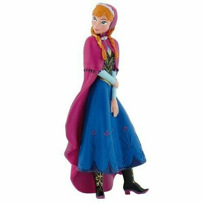 Disney Figure Frosen -ANNA -Πλαστική Φιγούρα Άννα Περίπου 9.8εκ
