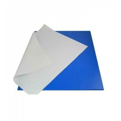 PME Non-Stick Food Safe Board - BLUE -Μπλε Αντικολλητική Επιφάνεια Τροφίμων 50 x 60εκ