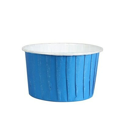 Culpitt Cupcake Baking Cups -ROYAL BLUE -Κυπελάκια Ψησίματος -Βασιλικό Μπλε 24 τεμ