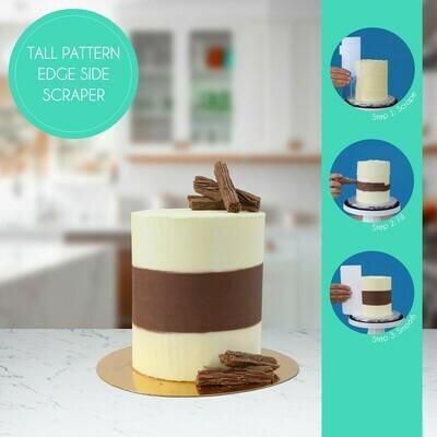 PME Acrylic Side Scraper Latitude Ring For 4