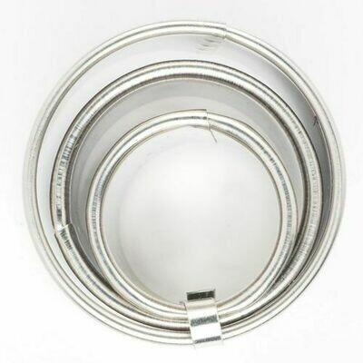 Cookie Cutter -Geometric Set 0f 3 -RINGS - Κουπάτ 3 τεμ. κύκλοι