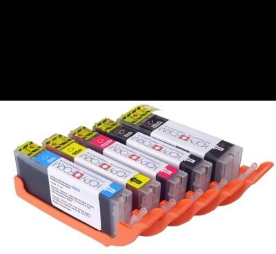 Edible Ink Cartridge -BLACK LARGE for CANON TS705, -Βρώσιμο Μελάνι Μαύρο Μεγάλο