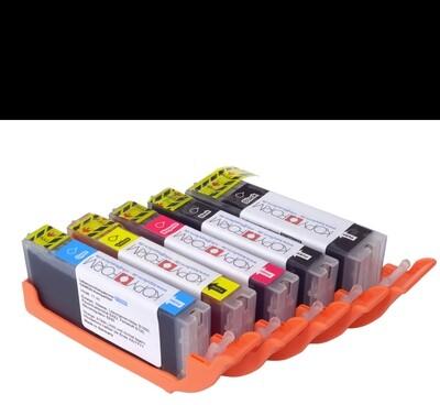 Edible Ink Cartridge -BLACK SMALL for CANON TS705, -Βρώσιμο Μελάνι Μαύρο Μικρό