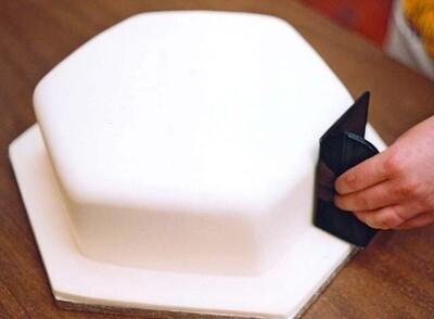 Edgers -Smedger Side Cake Smoother - Πλαϊνό Εργαλείο Λείανσης