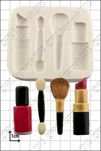 FPC Silicone Mould -MAKE-UP -Καλούπι Μακιγιάζ