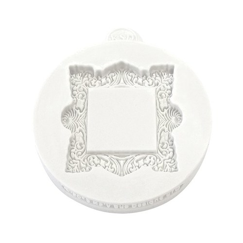 Katy Sue Mould -Miniature Frames Vintage Square