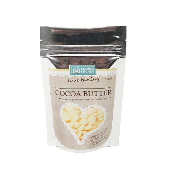 SALE!!! Squires Kitchen - Cocoa Butter - Βούτηρο Κακάο - 100γρ