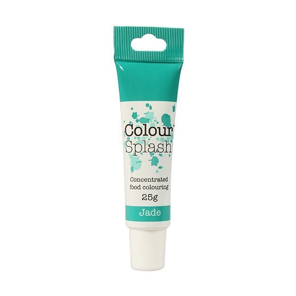 Colour Splash GEL -JADE -Χρώμα Πάστας -Νεφρίτης 25γρ