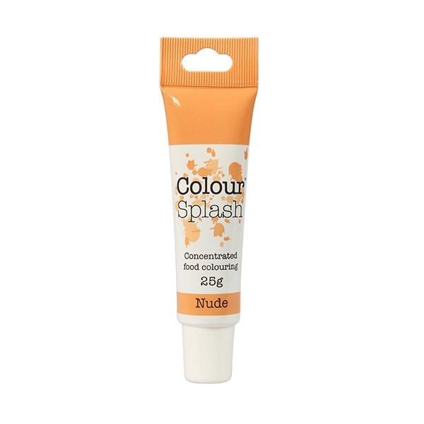 Colour Splash - Gel Nude - Χρώμα Πάστας - Χρώμα Δέρματος - 25γρ
