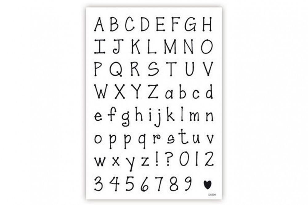 impressit™ Alphabet & Numbers: DOTTY