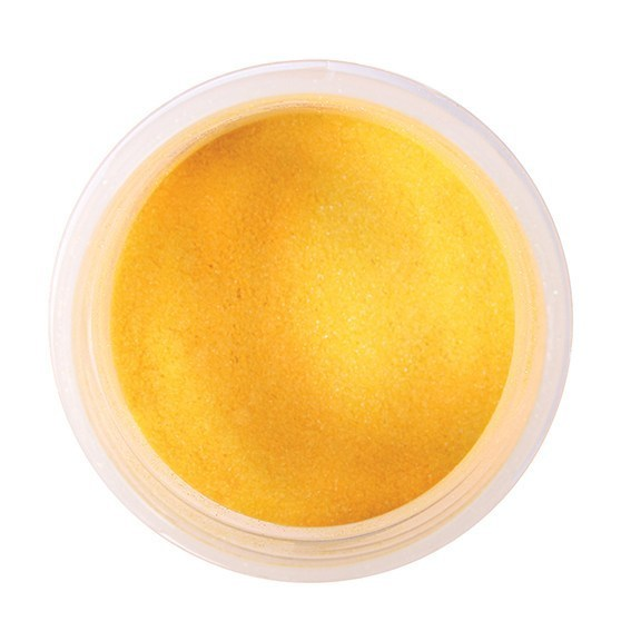 Colour Splash Dust - Pearl -Yellow