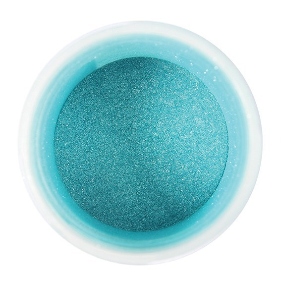 Colour Splash Dust -PEARL TURQUOISE  Σκόνη Περλέ -Τιρκουάζ 5γρ