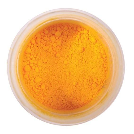 Colour Splash - Dust Matt Sunflower - Σκόνη Ματ - Κίτρινο του Ήλιου - 5γρ