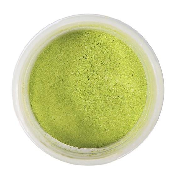 Colour Splash Dust -PEARL KIWI -Σκόνη Περλέ -Πράσινο Ιριδίζον 5γρ