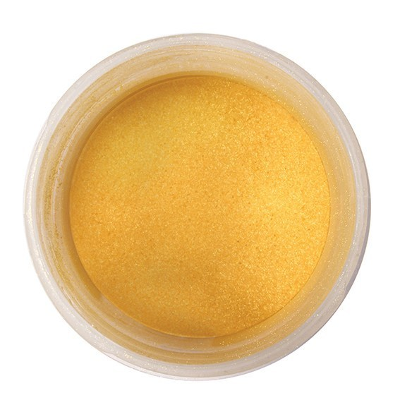 Colour Splash - Dust Pearl Pure Gold - Σκόνη Περλέ - Χρυσό - 5γρ