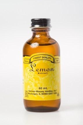 Nielsen Massey - Lemon Extract - Εκχύλισμα Λεμονιού - 60ml