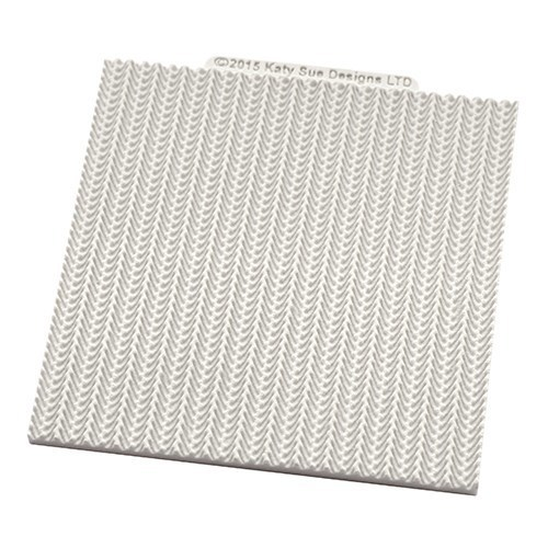 Katy Sue Silicone Embossing Mat -CABLE