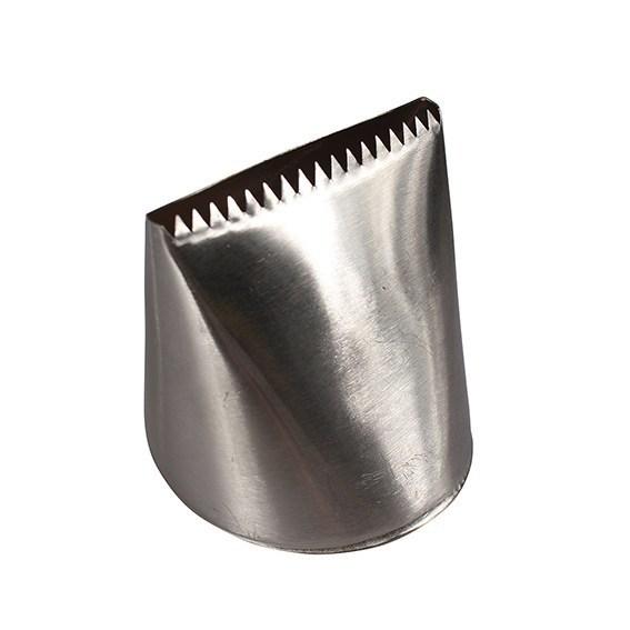 DecoPac Nozzle -WIDE METAL -Μύτη Κορνέ Πλατιά Μεταλλική