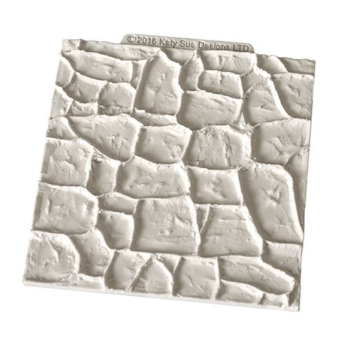 Katy Sue Silicone Embossing Mat -STONE -Καλούπι Πέτρα