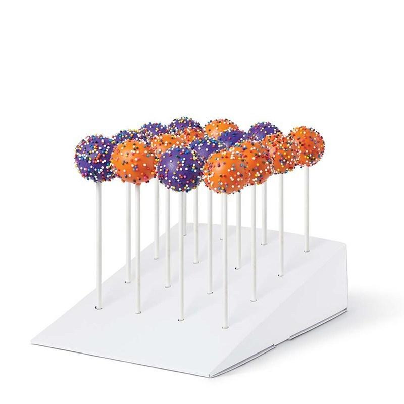 Wilton Slanted Cake Pop Display Stand στάντ με κλίση για κέικ ποπς 22x18.2x6εκ