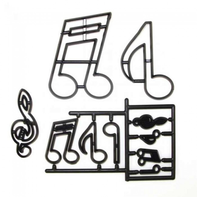 Patchwork -Extra Large Music Notes Cutter