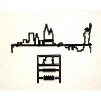 Patchwork Cutters - New York Skyline - Ορίζοντας Νέας Υόρκης - 14εκ