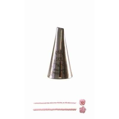 PME Nozzle -PETAL -SMALL for Right Handed -Μύτη Κορνέ Μικρό Πέταλο για Δεξιόχειρους No.56R