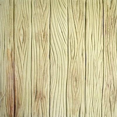 Katy Sue Silicone Embossing Mat -WOOD PANEL -Καλούπι Πάνελ Ξύλου