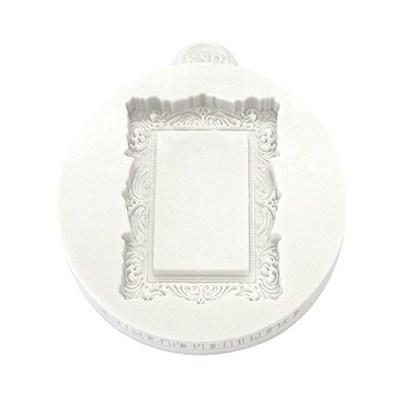 Katy Sue Mould -Miniature Frames Vintage Rectangle -Καλούπι Μινιατούρα Κάδρο Ορθογώνιο