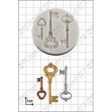 FPC Silicone Mould -KEYS -Καλούπι Κλειδιά