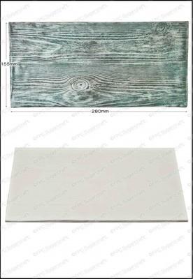 FPC Silicone Texture Mat -WOOD GRAIN -Καλούπι με Υφή Ξύλου