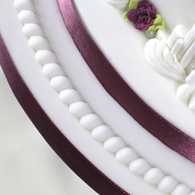 Katy Sue Silicone Mould -ROPE BORDER -Καλούπι Σχοινιά