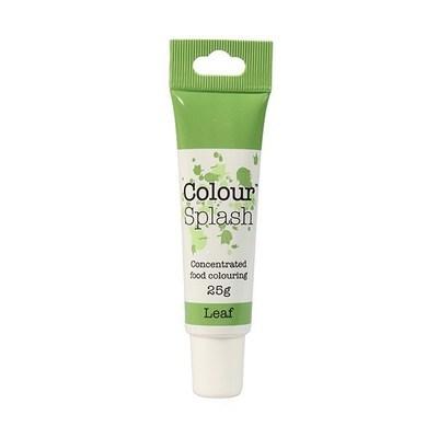 Colour Splash GEL -LEAF GREEN -Χρώμα Πάστας -Πράσινο του Φύλλου 25γρ