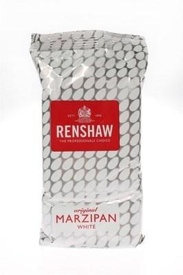 Renshaw - Marzipan White - Μάρτζιπαν/Αμυγδαλόπαστα Λευκή - 1 κιλό