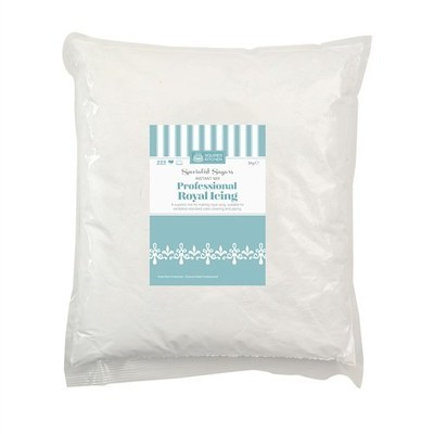 Squires -Royal icing Mixture PROFESSIONAL 2 Kilo Pack-Μείγμα για Αυγόγλασο 2 Κιλά.