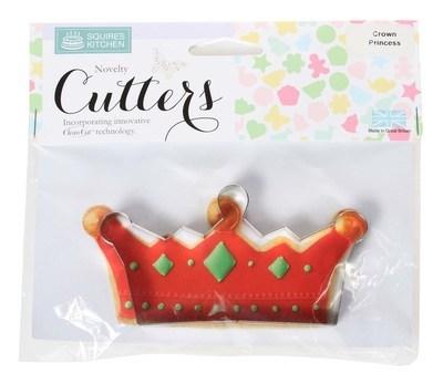 Squires Kitchen Cookie Cutter -Princess Crown κουπάτ στέμμα βασίλισσας 5x11εκ