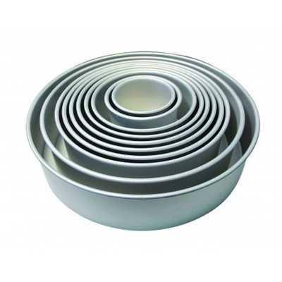 PME Baking Tin -ROUND DEEP 6