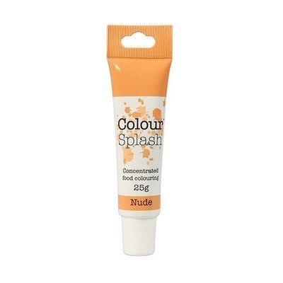 Colour Splash GEL -NUDE -Χρώμα Πάστας -Χρώμα Δέρματος 25γρ